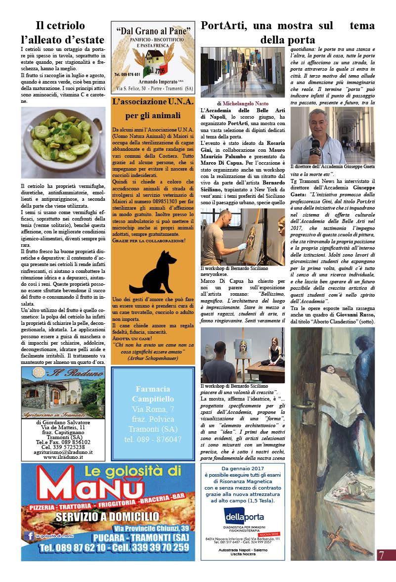Tg Tramonti News definitivo - Luglio7